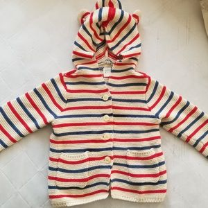 Baby Gap knitted cardigan